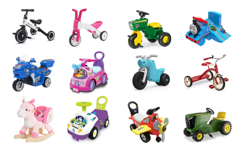 Top 12 Best Ride-On Toys For Kids On The Market In 2021 Review