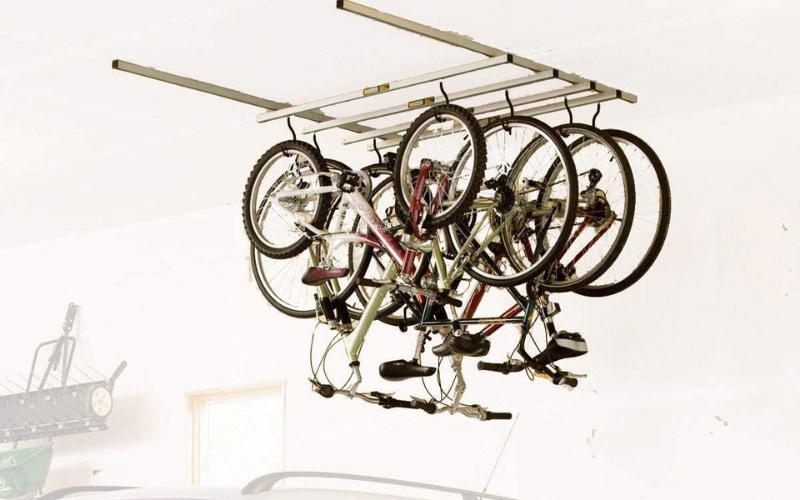 Top Best Ceiling Bike Racks