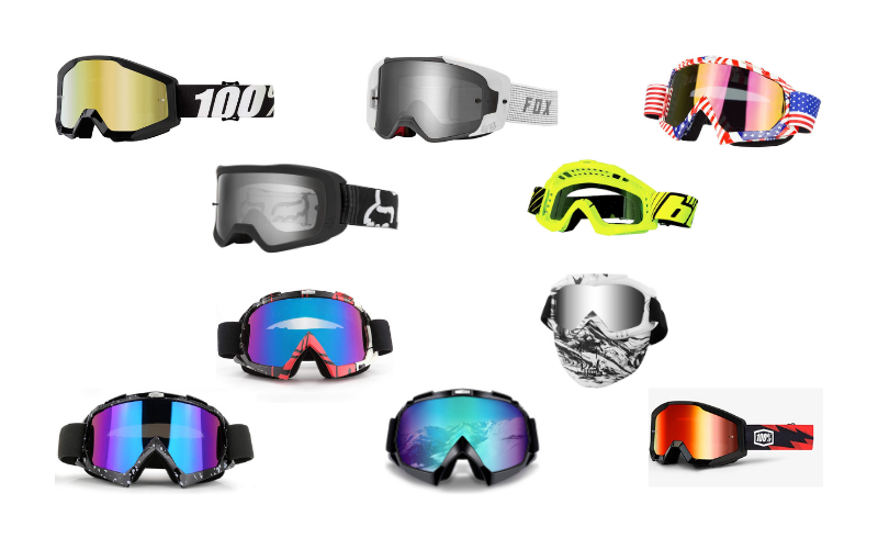 Top 10 Best Dirt Bike Goggles On The Market In 2021 Review
