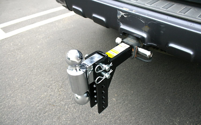 Best Drop Hitch for Lifted Trucks Review