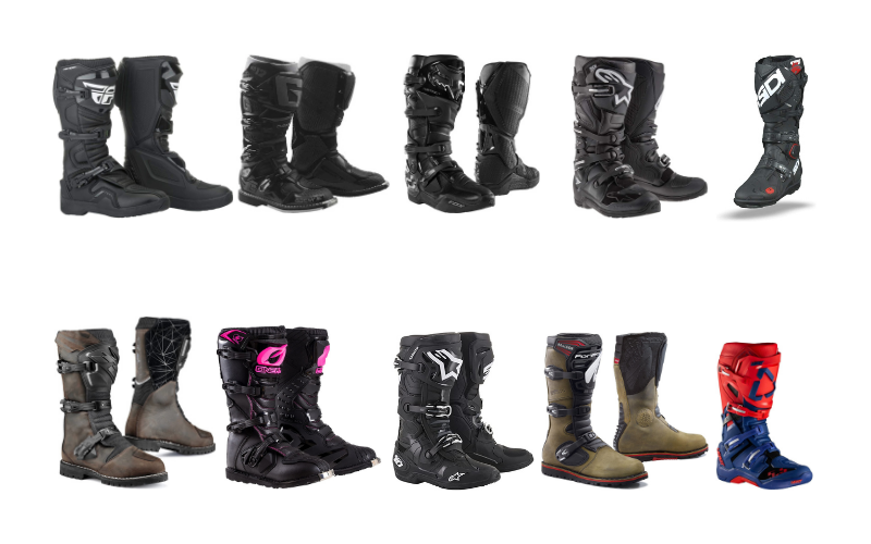 Top 10 Best Motocross Boots For All Budgets In 2021 Review