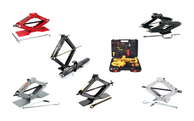 Top 7 Best Scissor Jacks For All Budgets In 2021 Review