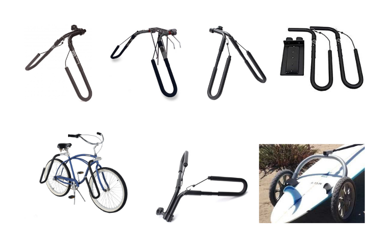 Best Surfboard Bike Rack