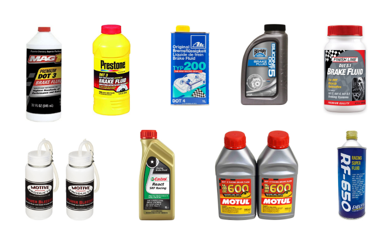 Top 9 Best Brake Fluids On The Market In 2021 Review
