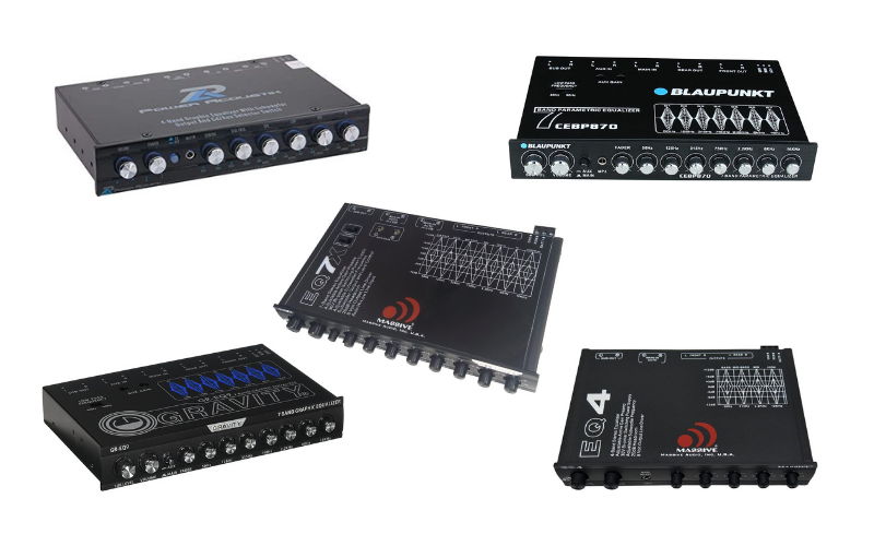 Top 5 Best Car Audio Equalizers You Should Buy In 2021 Reviews