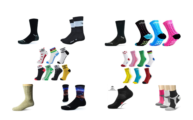 Top 10 Best Cycling Socks For Your Consideration In 2021 Review
