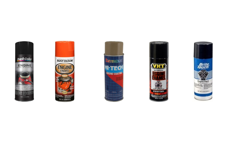 Top 5 Best Engine Enamel Paints You Should Buy In 2021 Review
