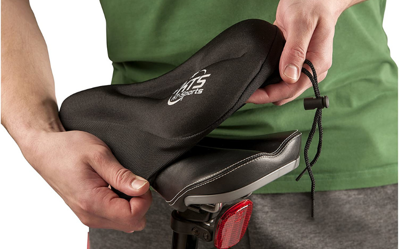 Best Gel Bike Seat Cover Review