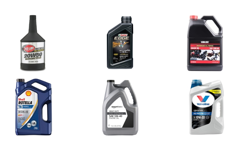 Top 6 Best Motorcycle Oils On The Market In 2021 Reviews