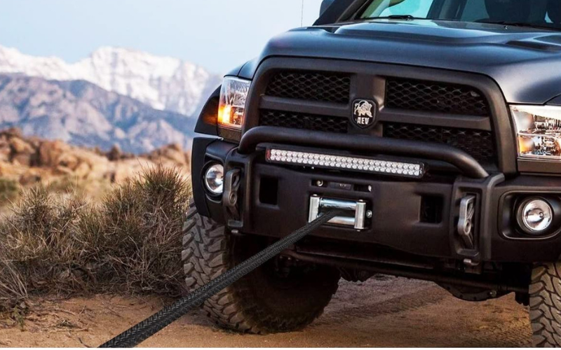 Best Synthetic Winch Ropes Review