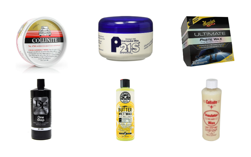 Top 6 Best Car Wax for White Cars On The Market In 2021 Reviews
