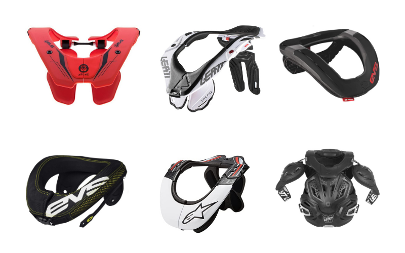Top 6 Best Motocross Neck Braces To Purchase In 2021 Reviews