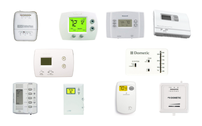 Top 10 Best RV Thermostats For All Budgets In 2021 Reviews