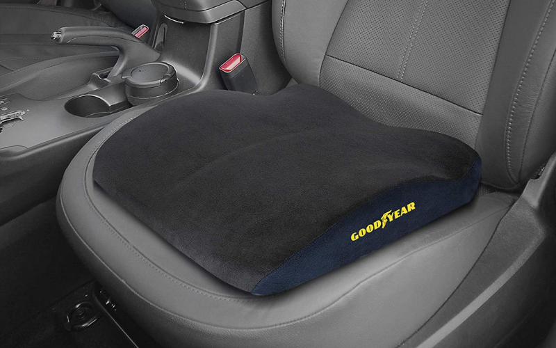Best Seat Cushions for Truck Drivers Review