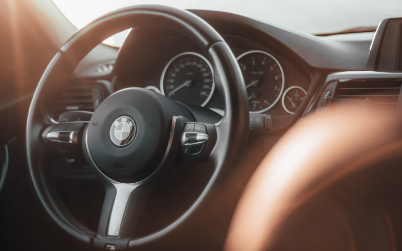 Types of Leather Steering Wheel Covers