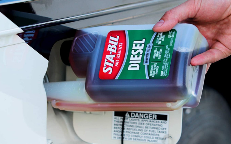Best Diesel Fuel Additives Review