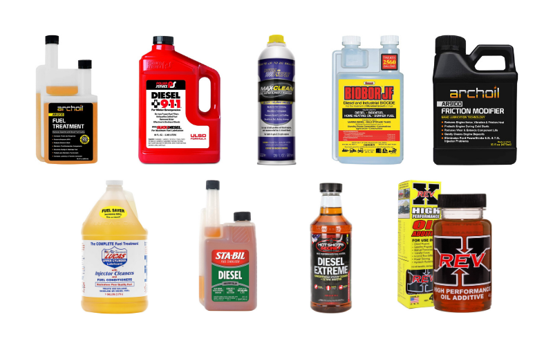 Top 9 Best Diesel Fuel Additives of 2021 Review & Buying Guide
