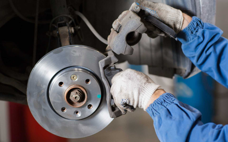 brake pad replacement cost tip