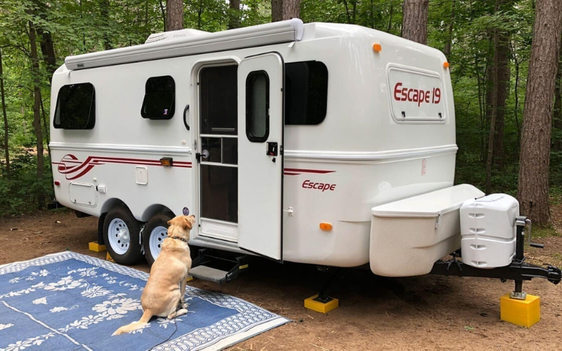 can you tow camper with a toyota sienna
