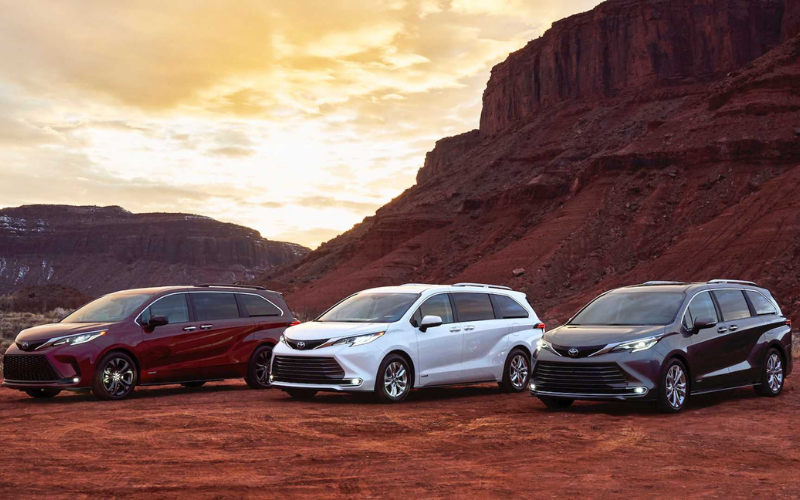 can you tow camper with the toyota sienna