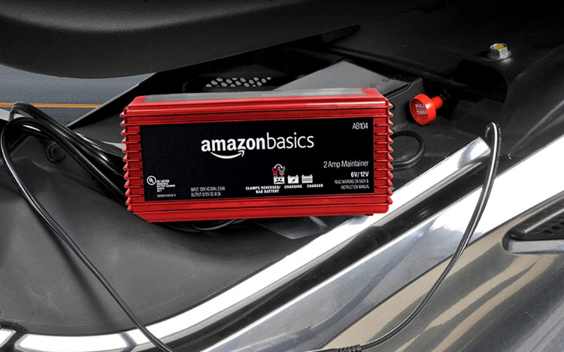 how long does it take to charge car battery