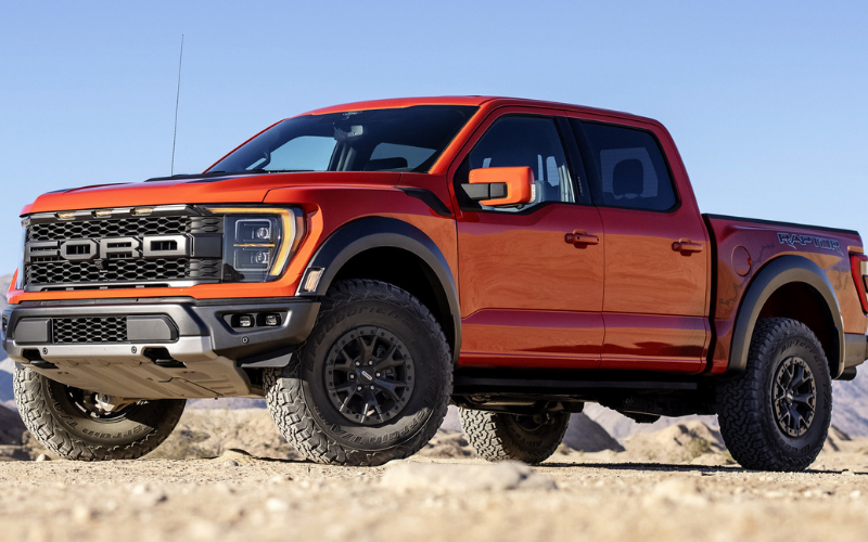 how much does your ford f150 weigh
