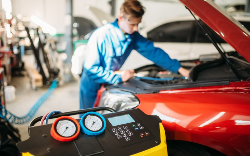 the auto ac repair costs guide