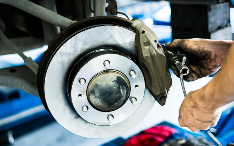 the cheapest place to get brakes done
