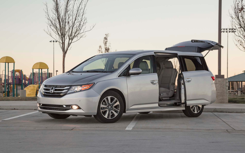 the honda odyssey doors not closing what to do
