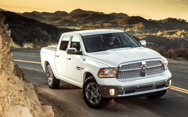 whats considered good mileage for used pickup truck