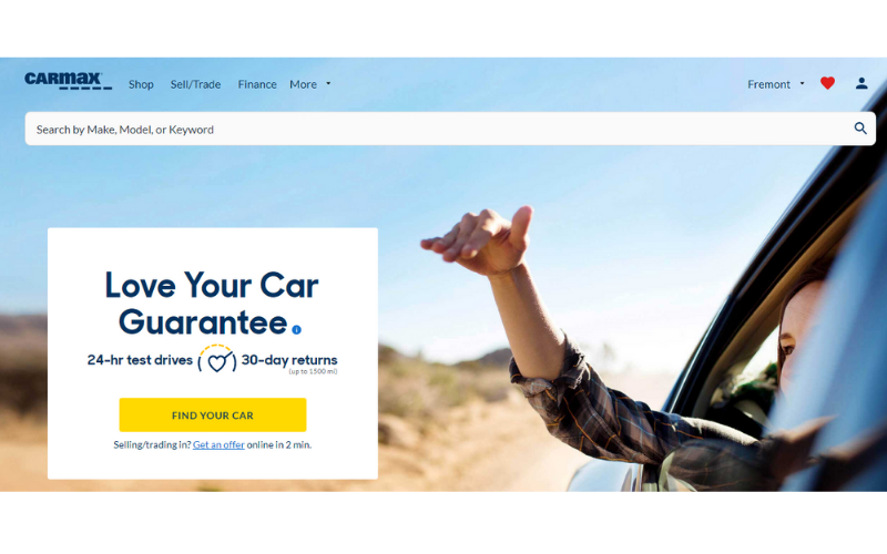 How to get your car appraised by CarMax