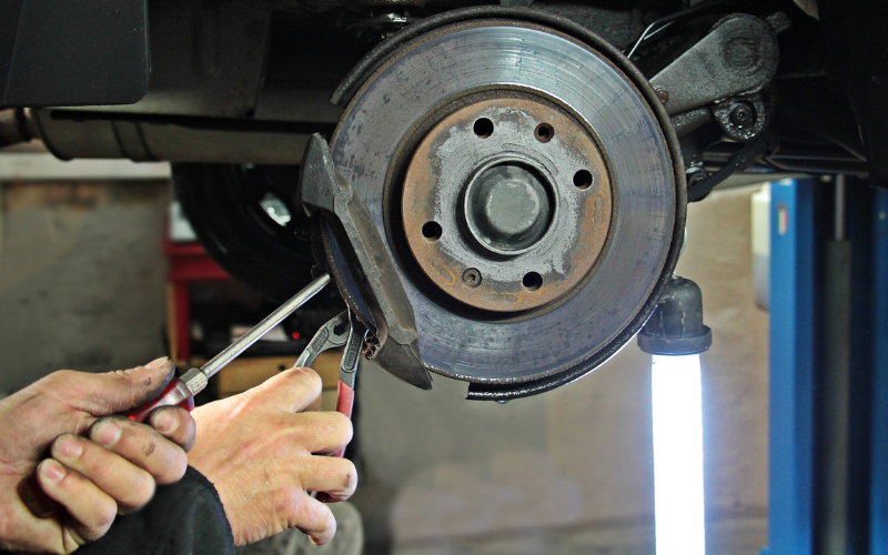 What is the Replacement Cost for a Brake Line