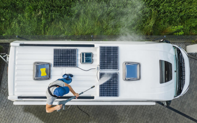 how much does replacing an rv roof cost